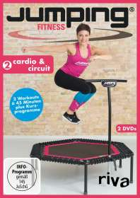 Jumping Fitness 2: cardio & circuit, DVD