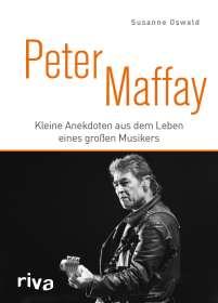 Susanne Oswald: Peter Maffay, Buch