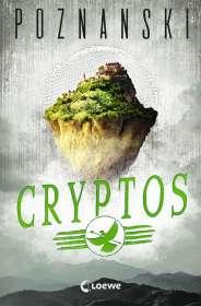 Ursula Poznanski: Cryptos, Buch