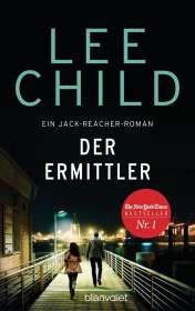 Lee Child: Der Ermittler, Buch