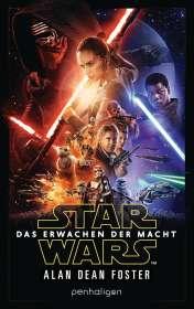 Alan Dean Foster: Star Wars(TM) - Episode VII - Das Erwachen der Macht, Buch