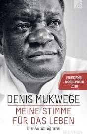 Denis Mukwege: Meine Stimme für das Leben, Buch
