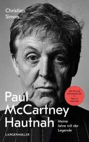Christian Simon: Paul Mc Cartney Hautnah, Buch