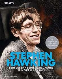 Joel Levy: Stephen Hawking, Buch