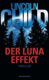 Lincoln Child: Der Luna-Effekt, Buch