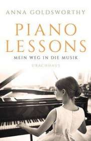 Anna Goldsworthy: Piano Lessons, Buch