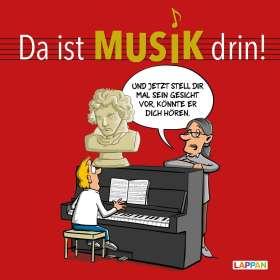 Da ist Musik drin - Cartoons zum Thema Klassische Musik, Buch