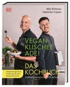 Niko Rittenau: Vegan-Klischee ade! Das Kochbuch, Buch