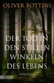 Oliver Bottini: Der Tod in den stillen Winkeln des Lebens, Buch