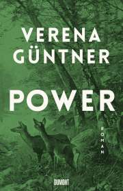 Verena Güntner: Power, Buch