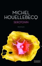 Michel Houellebecq: Serotonin, Buch