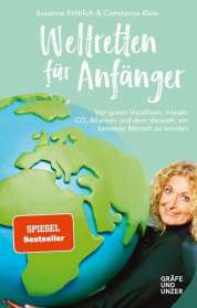 Susanne Fröhlich: Weltretten für Anfänger, Buch