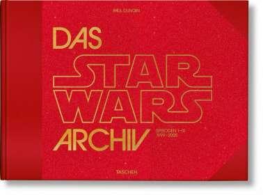 Paul Duncan: Das Star Wars Archiv. 1999-2005, Buch