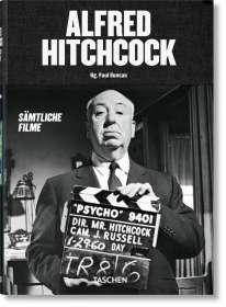 Alfred Hitchcock: Sämtliche Filme, Buch