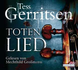 Tess Gerritsen: Totenlied, MP3-CD