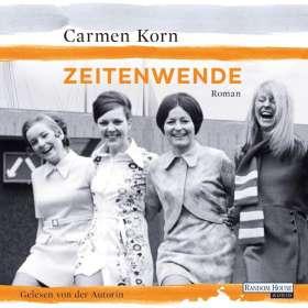 Carmen Korn: Zeitenwende, 8 CDs