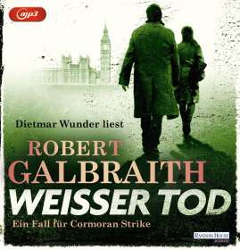 Weißer Tod (04), 3 MP3-CDs