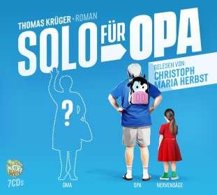 Thomas Krüger: Solo für Opa, 7 CDs