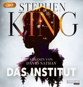 Das Institut, 3 MP3-CDs