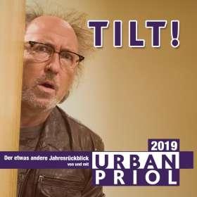 Urban Priol: Tilt! - Der etwas andere Jahresrückblick 2019, CD