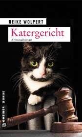 Heike Wolpert: Katergericht, Buch