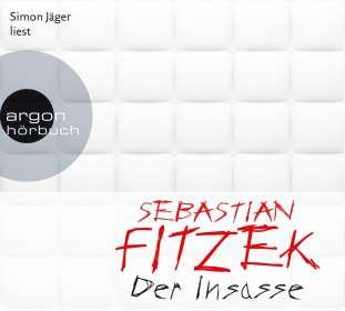 Sebastian Fitzek: Der Insasse, 6 CDs