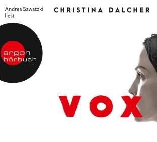 Christina Dalcher: Vox, 6 CDs