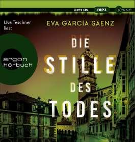 Eva García Sáenz: Die Stille des Todes, 2 Diverses