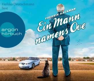 Fredrik Backman: Ein Mann namens Ove (Hörbestseller), 6 CDs