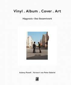 Aubrey Powell: Vinyl - Album - Cover - Art, Buch