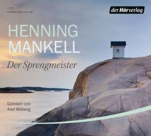 Der Sprengmeister, 4 CDs