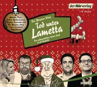 Kai Magnus Sting: Tod unter Lametta, CD