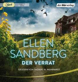 Ellen Sandberg: Der Verrat, MP3-CD