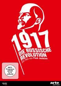 1917 - Die Russische Revolution, DVD