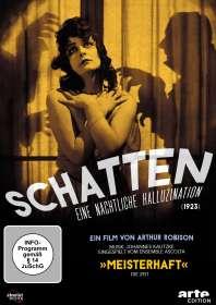 Schatten - Eine nächtliche Halluzination, DVD