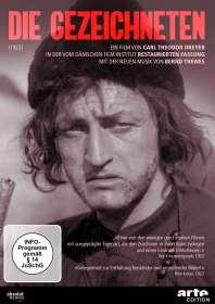 Die Gezeichneten (1922), DVD