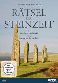 Rätsel der Steinzeit, DVD