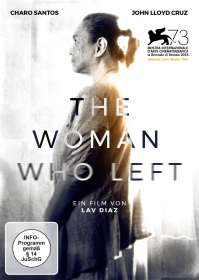The Woman who Left (OmU), DVD