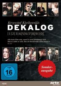 Dekalog (Sonderausgabe), 6 DVDs