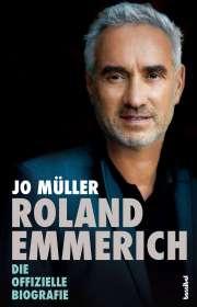 Jo Müller: Roland Emmerich, Buch