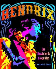 Gillian G. Gaar: Hendrix, Buch