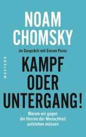 Noam Chomsky: Kampf oder Untergang!, Buch