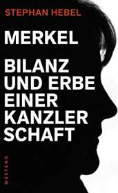 Stephan Hebel: Merkel, Buch