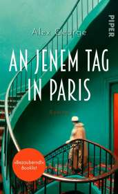 Alex George: An jenem Tag in Paris, Buch