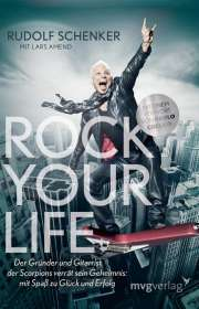 Lars Amend: Rock your Life, Buch