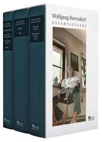Wolfgang Herrndorf: Gesamtausgabe, Buch