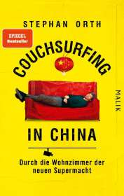Stephan Orth: Couchsurfing in China, Buch