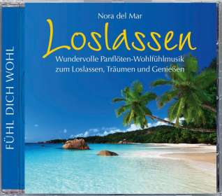 Nora del Mar: Loslassen, CD