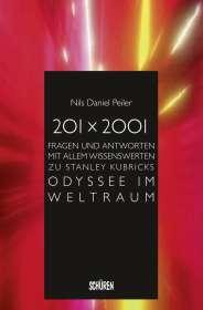 Nils Daniel Peiler: 201 x 2001, Buch