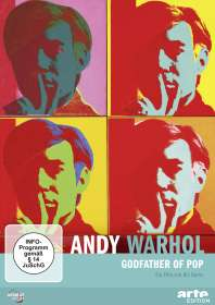 Andy Warhol - Godfather of Pop, DVD